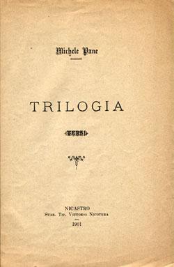 Copertina Trilogia