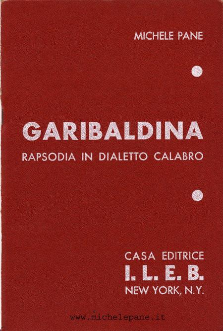 Copertina di Garibaldina
