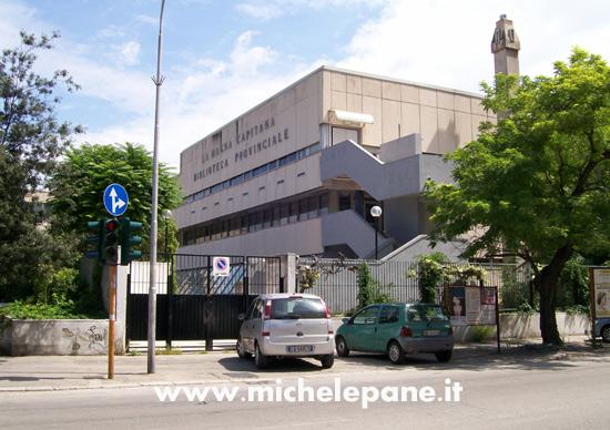 Biblioteca La Magna Capitana di Foggia