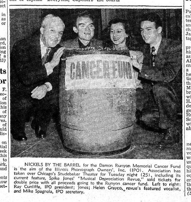 The Billboard 29 novembre 1947