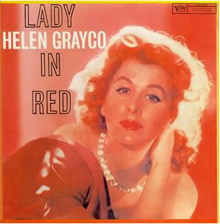 "Copertina di ""Lady in red"""