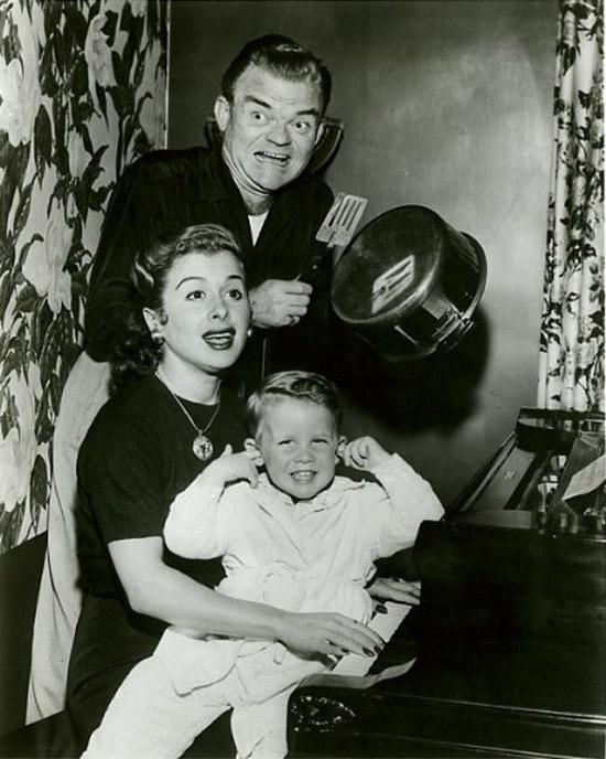 Spike Helen e figlio