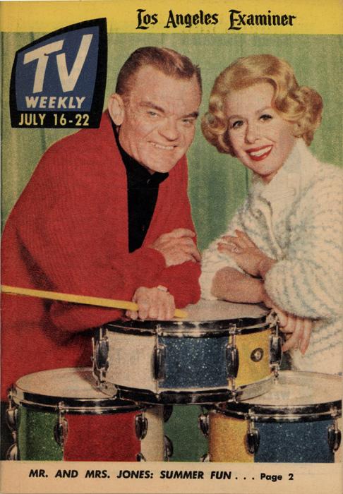 Copertina TV Guide 1961