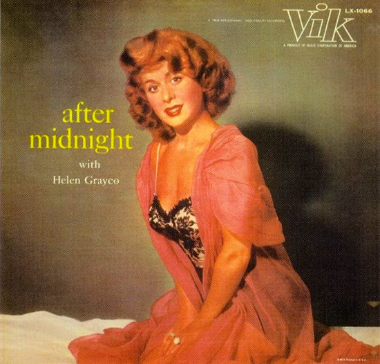 "Copertina di ""After midnight"" - 1957"