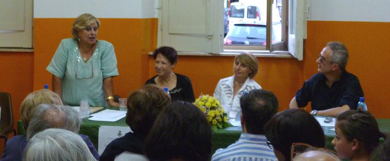 Lina Volpe, Vittoria Butera, Anna Maria cardamone, Giuseppe Musolino