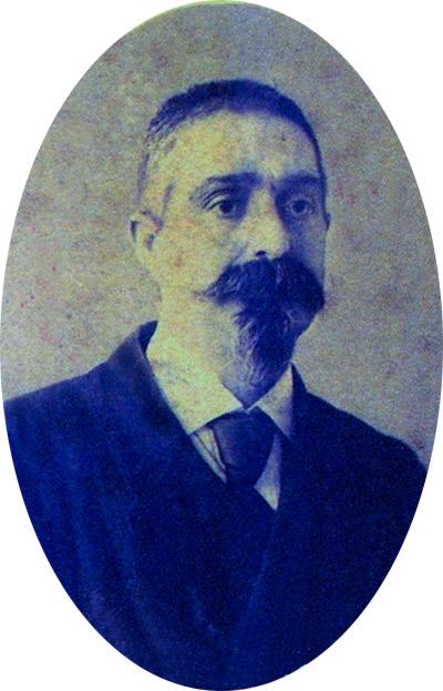 Il maestro Emanuele Caruso