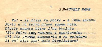 'A Staffetta