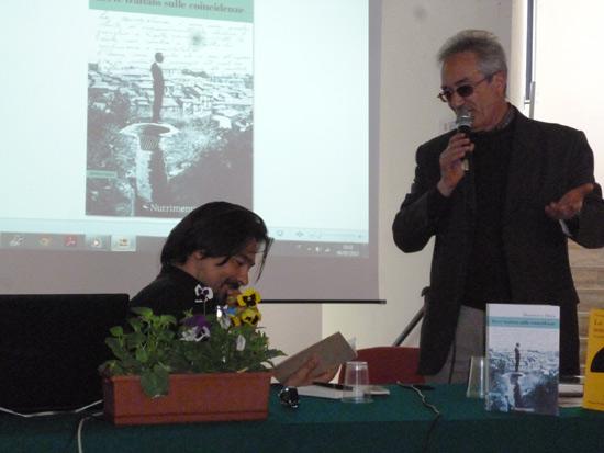 Domenico Dara sfoglia «Lu Calavrise 'ngrisatu»