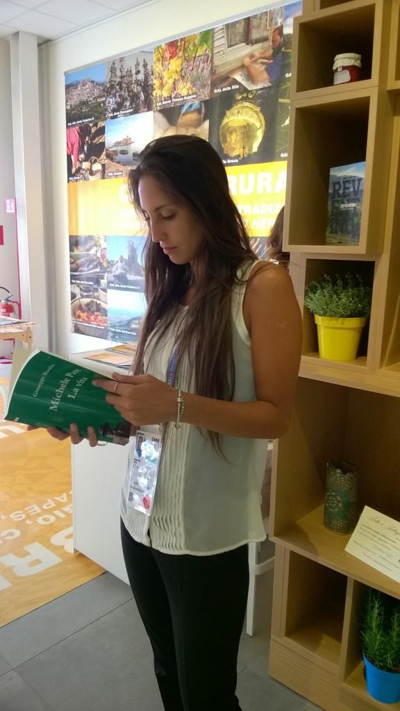 Il libro Michele Pane. La vita all'EXPO 2015 di Milano.