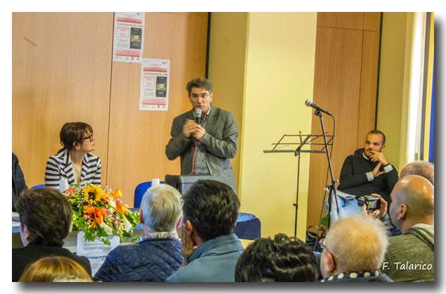 Il saluto del Dirigente Scolastico Antonio Caligiuri