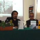 L'omaggio di Domenico Dara a Michele Pane.